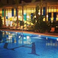 Photo taken at Hotel Agora Spa & Resort **** by Rebeca I. on 9/15/2013