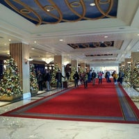 Photo taken at Gaylord National Resort & Convention Center by Jorge G. on 12/4/2011