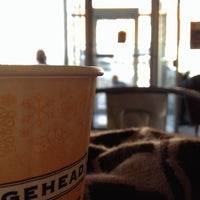 Photo taken at Bridgehead by Christopher R. on 2/11/2014