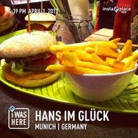 Photo taken at Hans im Glück by Ajeet P. on 4/1/2013