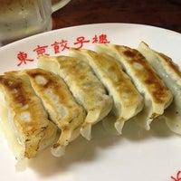 Photo taken at 東京餃子楼 三軒茶屋本店 by . .. on 7/13/2013