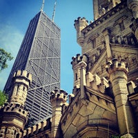Photo taken at Chicago Water Tower by Rodrigo F. on 6/4/2013