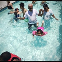 Photo taken at Aqua Adventure by Kamal G. on 6/8/2014
