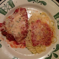 Photo taken at Olive Garden by Andrea L. on 7/4/2013