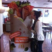 Photo taken at McDonald's by Sarah M. on 4/12/2013