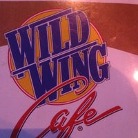 Photo taken at Wild Wing Cafe by Monica M. on 1/19/2013
