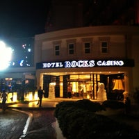 Photo taken at Rocks Hotel & Casino by Levent İ. on 7/1/2013