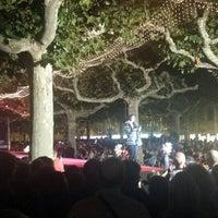 Photo taken at Plaça Del Pati by Xavier F. on 9/30/2016