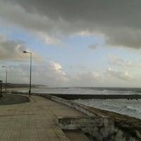 Photo taken at Praia de Cortegaça by Abel B. on 4/11/2013