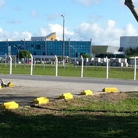 Photo taken at Aeroporto Internacional de João Pessoa / Castro Pinto (JPA) by Jean F. on 7/29/2013