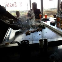 Photo taken at Tokyo Japanese Steak House & Sushi Bar by Jorge C. on 4/5/2013