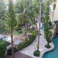 Photo taken at Front Village Hotel Phuket by Эндрю on 3/12/2015