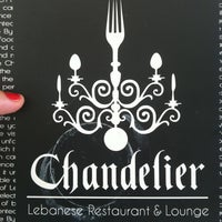 Photo taken at Chandelier by Karien M. on 4/16/2013