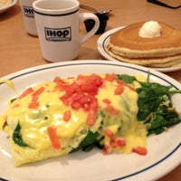 Photo taken at IHOP by Aiga K. on 10/3/2012
