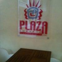 Photo taken at Plaza Café by Stefano @. on 11/20/2012