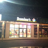 Photo taken at Domino's Pizza by Mikey S. on 4/26/2013