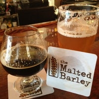 Photo taken at The Malted Barley by Aaren S. on 8/16/2013