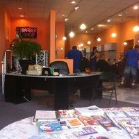 Photo taken at Raphael's Barber Shop by Nicki M. on 4/10/2013