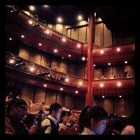 Photo taken at Myeongdong Theater by Ashley J. on 5/23/2013