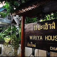 Photo taken at Wiriya House by Wiriya H. on 4/12/2013