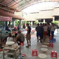 Photo taken at Làng Cổ Bát Tràng by Hoby K. on 8/20/2016