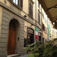Photo taken at Nerone Trattoria by Anna L. on 6/27/2013
