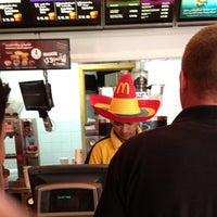 Photo taken at McDonald's by Mohamed A. on 4/13/2013