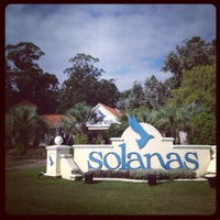 Photo taken at Solanas by Cherise ⭐. on 3/20/2014