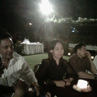 Photo taken at Kasa Bunga Garden Restaurant by Ade S. on 8/2/2013