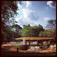 Photo taken at Hotel Floresta Amazônica by Iata A. on 9/24/2012