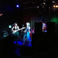 Photo taken at The Hideout Theatre by Shay T. on 3/17/2013