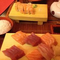 Photo taken at Wasabi Sushi by Carlo F. on 9/29/2012