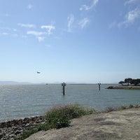 Photo taken at San Leandro Marina by Gabriel S. on 5/7/2013