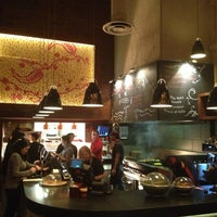 Photo taken at Nando's by Todd T. on 1/18/2013