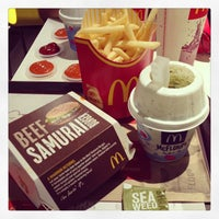 Photo taken at McDonald's by Al Perry D. on 9/13/2013
