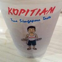 Photo taken at Kopitiam by Jackie Khoo on 6/5/2013