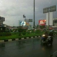Photo taken at Perempatan Rawa Panjang by Sonny P. on 1/1/2013