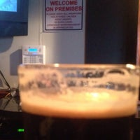 Photo taken at Rocky Coast Brewing at Post Road Tavern by MaryEllen V. on 6/5/2015
