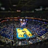Photo taken at Smoothie King Center by Timothy M. on 11/4/2012