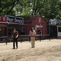 Photo taken at Wild West City by Victoria L. on 6/22/2013
