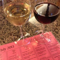 Photo taken at Lynfred Winery by Toni B. on 7/19/2013