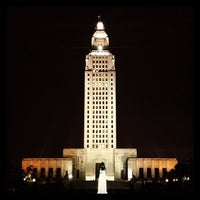 Photo taken at Louisiana State Capitol by Charly D. on 2/5/2013
