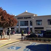 Photo taken at Lenox Square by Jeremy S. on 4/12/2013