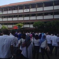 Photo taken at SMA Negeri 21 Jakarta by Stefanus K. on 11/1/2015