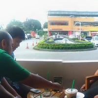 Photo taken at Starbucks by Rizya A. on 4/12/2013