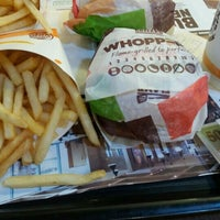 Photo taken at Burger King by Evie A. on 6/3/2016