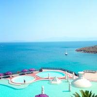 Photo taken at Kempinski Hotel Barbaros Bay by Bahadır A. on 7/15/2013