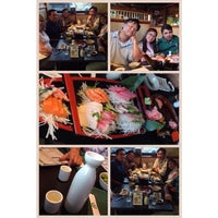 Photo taken at Yuki Japanese Restaurant by Paol S. on 5/9/2014