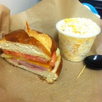 Photo taken at Honey Baked Ham Co. by Jennifer T. on 10/9/2013
