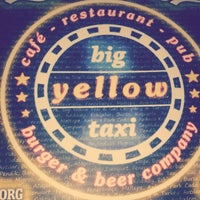 Photo taken at Big Yellow Taxi Benzin by Zeliha A. on 10/28/2013